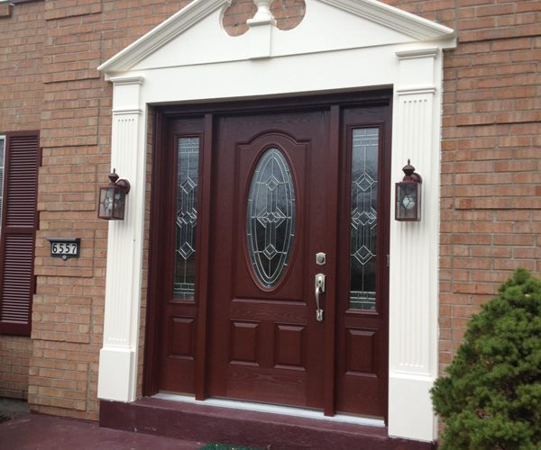 Bold & Beautiful Statement Entry Door Ideas