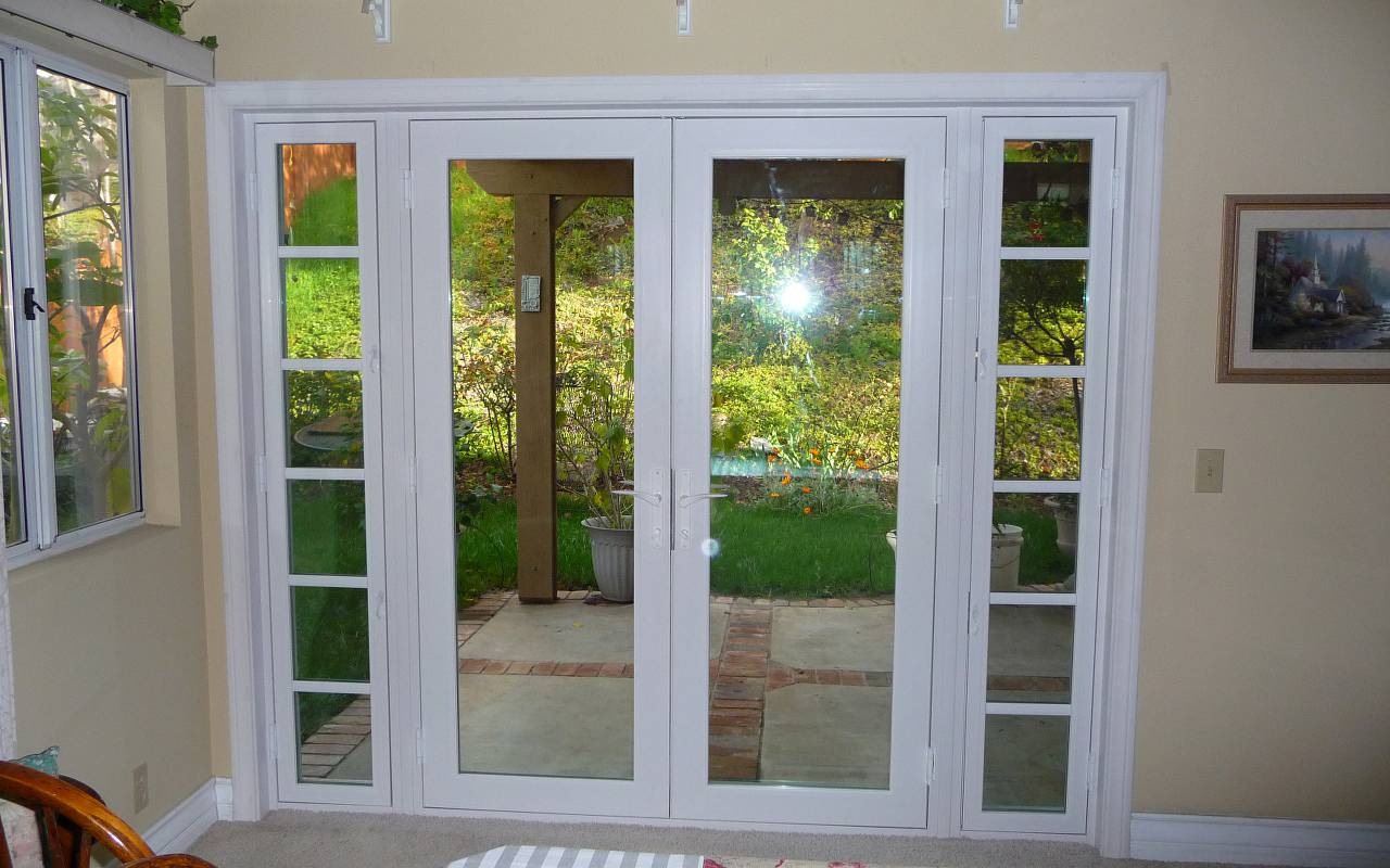 French Patio Doors Replacement Windows Doors And
