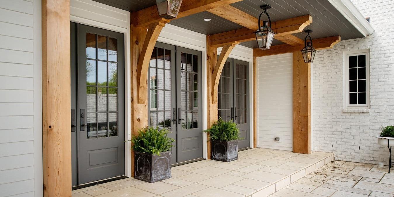 Patio Door Options Cincinnati Replacement Windows Doors