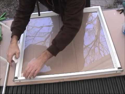Can I Get Replacement Window Glass In My Replacement Window If Just the Glass is Damaged?…